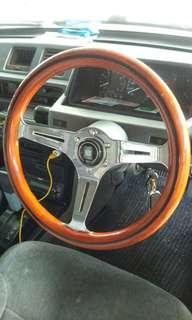 Steering Nardi Kayu
