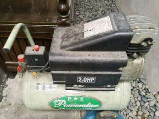 Air compressor 2ho