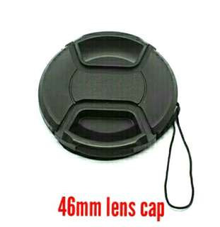 46mm Centre-pinch Lens Cap - Free Posting