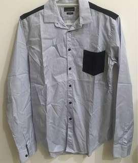 ZARA Man Shirt Slim Fit M