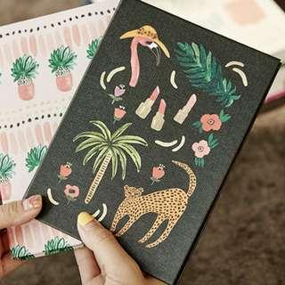 🚚 7321 Design BBH 萬年曆 無時效 週誌 日曆 記事本 筆記本 精裝 手帳 設計 韓國 誠品