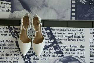 Pre-loved Bridal Shoes