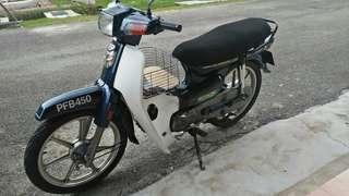 Motosikal 2nd