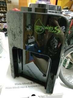 Wats-MiniS溫熱水機 (黑色)
