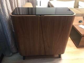 全新鞋櫃,高91.5cm,闊84.5cm,深32cm