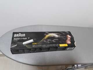 Braun Satin hair curler