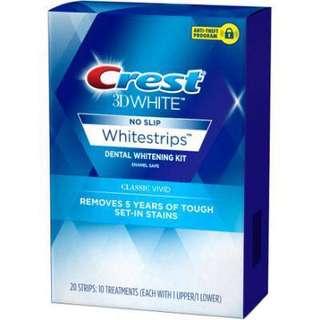 Crest Whitestrips Classic Vivid