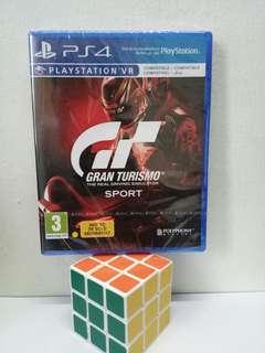 PS4 Games - Gran Turismo Sport GT [New]