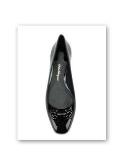 🈹️🆕Ferragamo shoes 漆皮平底