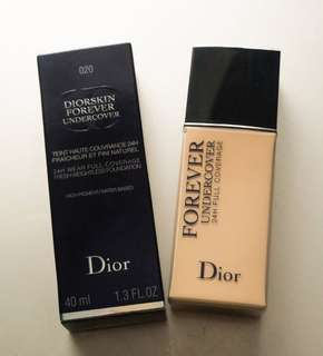 BNIB Forever Undercover Fluid Foundation