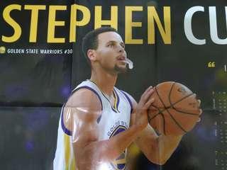 🚚 Stephen Curry科瑞 咖哩小子 NBA金州勇士隊  2016年曆 calendar 籃球 basketball