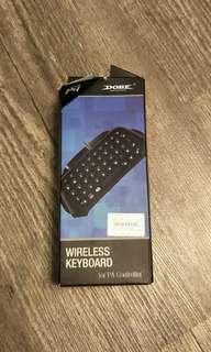 Dobe Wireless Keyboard For PS4