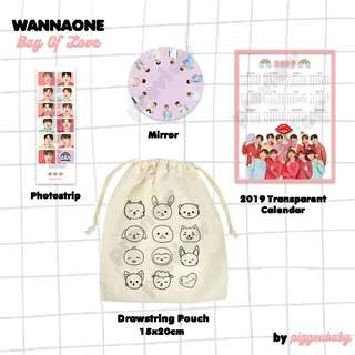 'Bag Of Love' Fanpack
