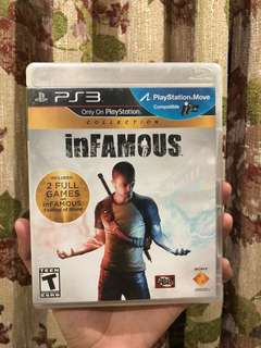 Infamous Collection 2 in 1
