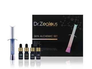 🇨🇭瑞士醫學品牌Dr.Zealous 美肌菌煉金套裝(精美包裝)原價:$1638,HKTVmall做特價都賣$1488