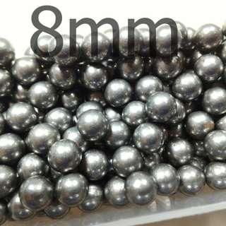 Bola keluli bearing keras 8mm bpleh buat brg DIY