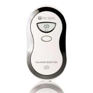 Nuskin Body Spa (Free body shaping gel 1 tube)