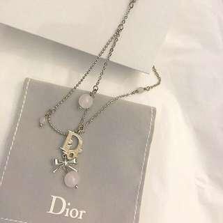 Dior Necklace  頸鍊 7成新 .100% 真品