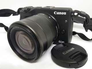 Canon EOS-M3 18-55mm