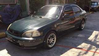 1997 Honda Lxi