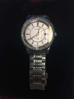 Casio 女裝錶(水晶石)