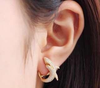 🚚 APM 鯊魚🦈耳環