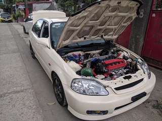 Honda Civic VTI 99-00