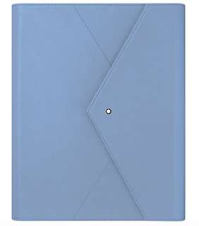 Montblanc Augmented paper sartorial Light Blue ident No: 117424