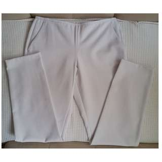 HERMES Cream Pants (New)