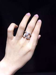 Chaumet 尚美 X全鑽戒指