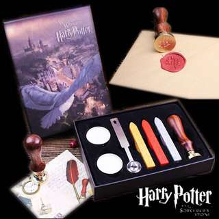(PO) HARRY POTTER WAX SEAL SET