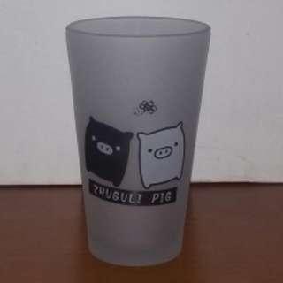 (Monokuro Boo) Zhuguli Pig Frosted Glass Collectible Merchandise