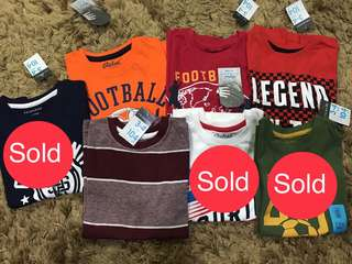 Primark (3-4y boys). Hurry, stocks running low! Get yours now :)