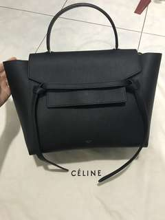 Celine Mini Belt Bag AUTHENTIC