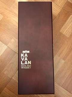 kavalan fino sherry cask whisky