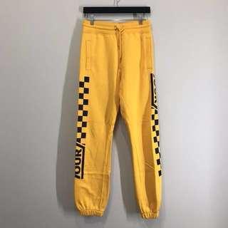 SALE!! STADIUM TOUR Yellow Pants