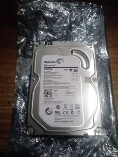 2TB Seagate SATA Desktop Hard Disk Drive