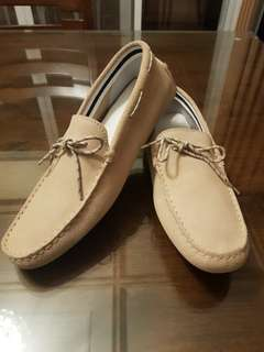 Brand new Lacoste loafers