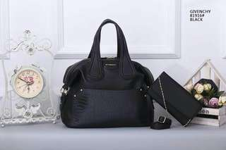 Givenchy Tote Bag 2 in 1 Black Color