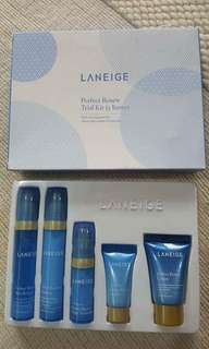 LANEIGE Perfect Renew Trial Kit 5in1