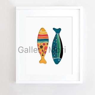 Handcrafted Art Print