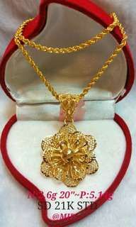 21karats saudi gold necklaces guaranteed pawnable,money back guarantee if proven fake