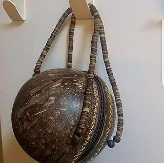 Coconut Shell Bag