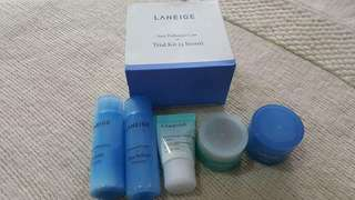 LANEIGE Anti-Pollution Care Trial Kit 5in1