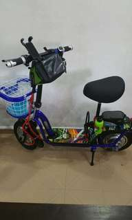E Scooter for sale!!!