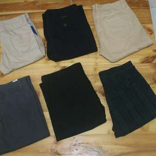 Celana panjang chino second top Branded top condition