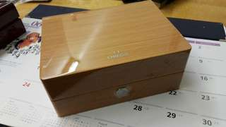 Omega watches box