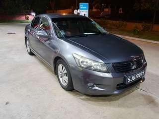 Honda accord  2.0 i vtec 2008 RM8400 CASH