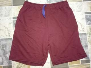 SWEAT SHORTS FOR MEN (MAROON)