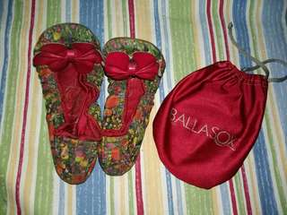 Ballasox Ballet Flats :)
